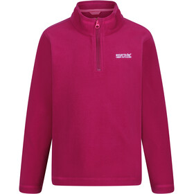 Regatta Hot Shot II Fleece Trui Kinderen, beetroot